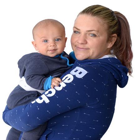 Jennifer and Baby Noah