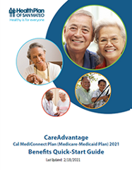 CareAdvantage Quick Start Guide